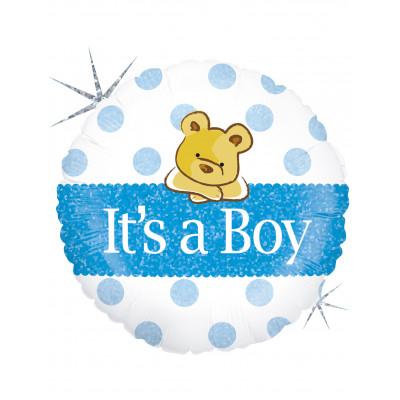 Balon its a boy je to...
