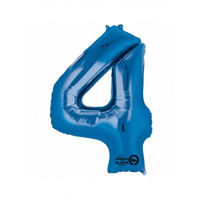 Balon modry c.4    88cm