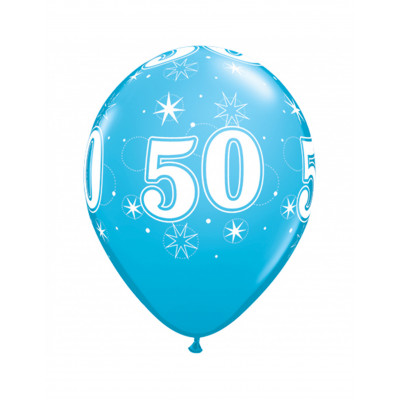 Latexove balony modre c.50...