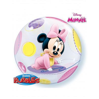 BUBBLES balon Minnie