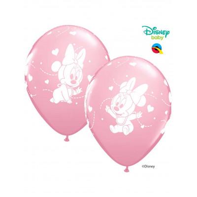 Latexove balony MINNIE 6ks...