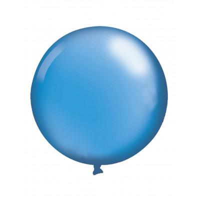 Latexovy balon modry 76CM