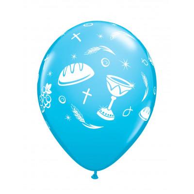 Latexove balony 6ks prve...