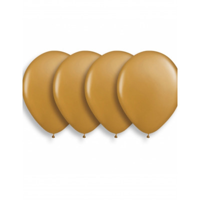 Latexove balony zlate 10ks...