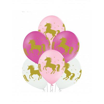 Latexove balony jednorozec...