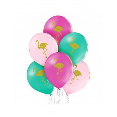 Latexove balony plameniak...