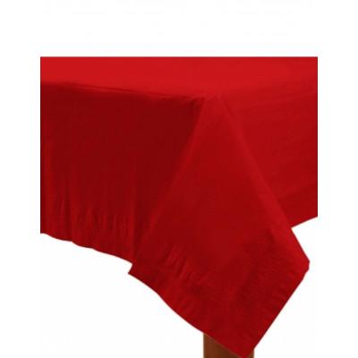 Obrus cerveny papierovy...