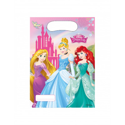 Sacky na sladke Princezne 6ks