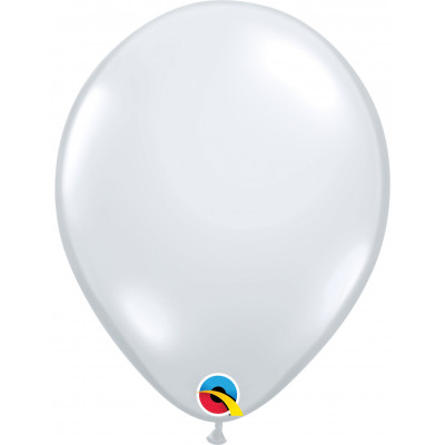 Latexove balony priesvitne...