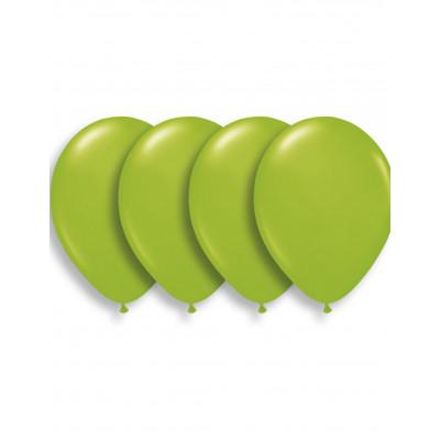 Latexove zelene balony 10ks...