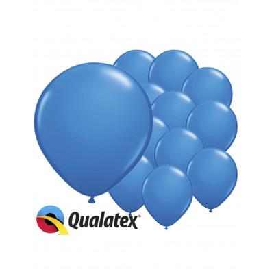 Latexove balony modre 13CM...