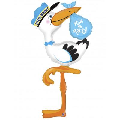 Balon Bocian Its a boy / je...