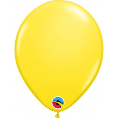Latexove balony zlte 13CM 100U