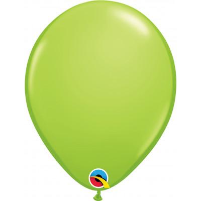 Latexove balony zelene 25ks...