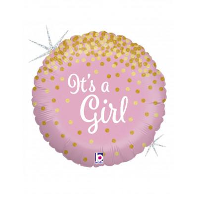 Balon ist a girl / Je to...