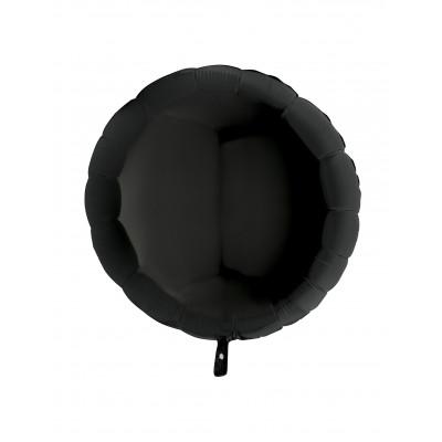 Balon cierny 90cm