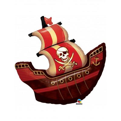 Balon piratska lod