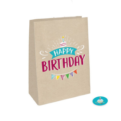 AMSC 4 Paper Bags My...