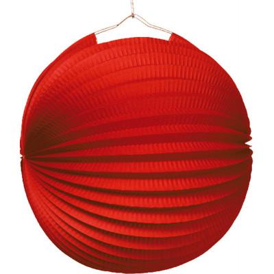 AMSC  lampion cerveny