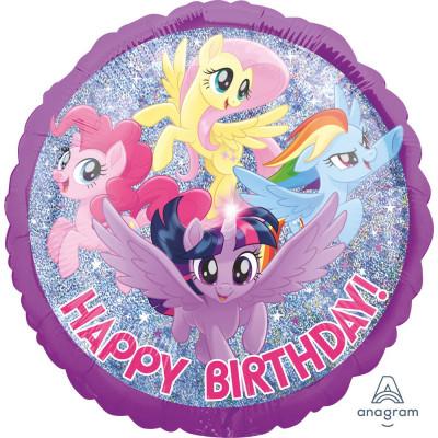 AMSC  Balon HB my little pony