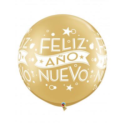 Latexovy balon 90cm HAPPY...