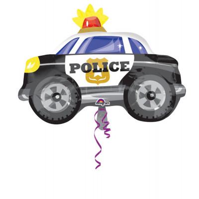 AMSC  Balon policajne auto