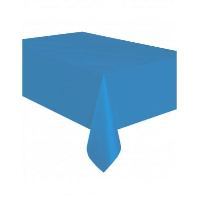 Obrus modry papierovy...