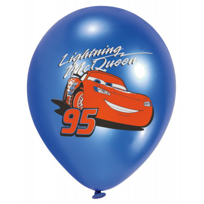 AMSC  latex balony auta