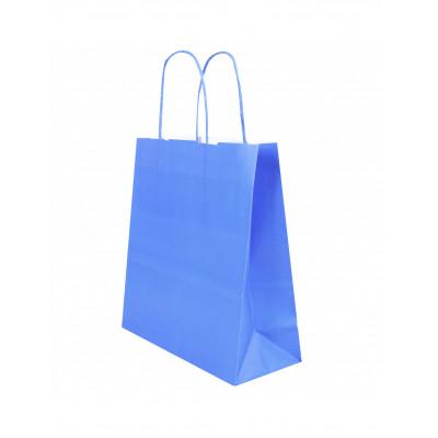 Taska modra 22X10X29