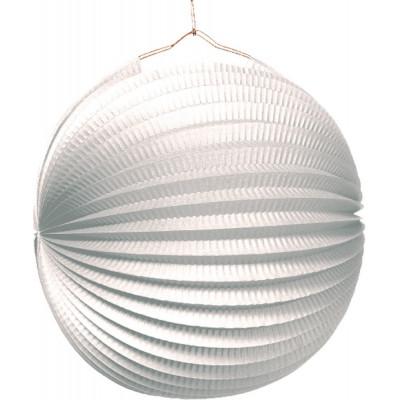 AMSC  lampion biely