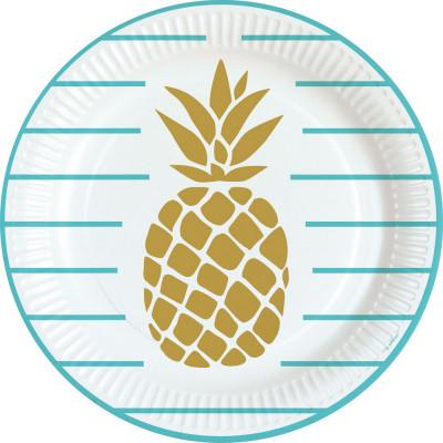 AMSC  taniere ananas okruhle