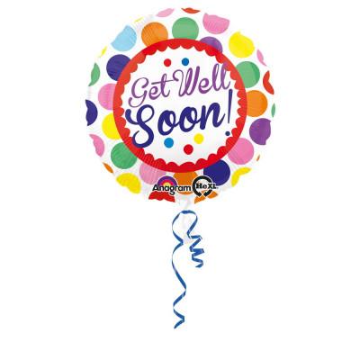 Balon get well soon