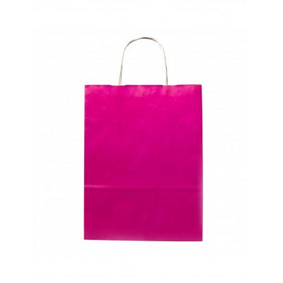 Taska ruzova 21x9x29cm