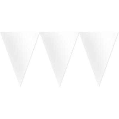 AMSC Pennant Banner White...
