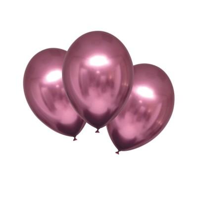 6 latexovych balonov...