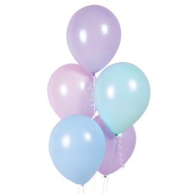 AMSC  Latexove balonz mix...