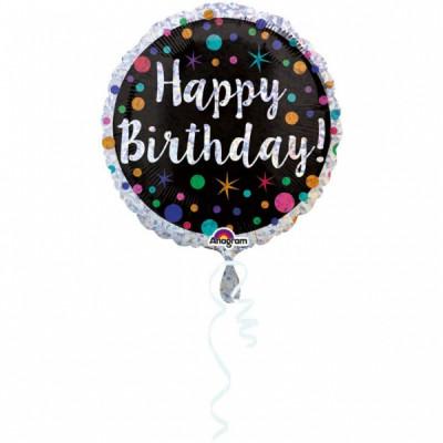 Balon Happy Birthday...