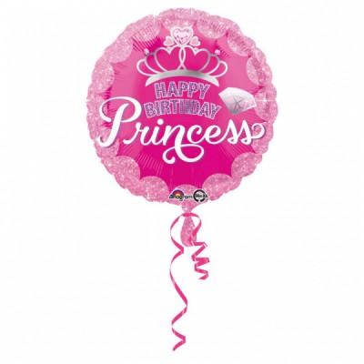 Balon HB Princess s korunkou