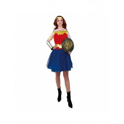 Kostym Wonder woman TEEN XS