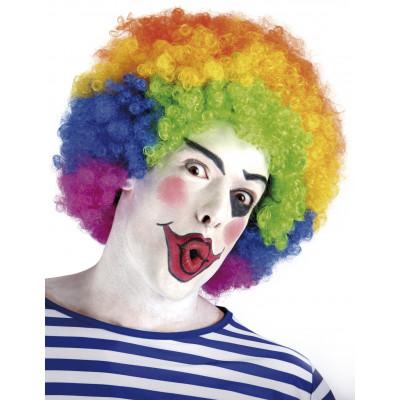 Parochna duhova kucerava klaun
