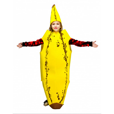 Kostym Banan ONE SIZE