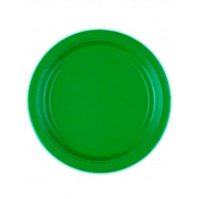Taniere zelene 8ks 18CM