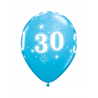 Latexove balony modre c.30...