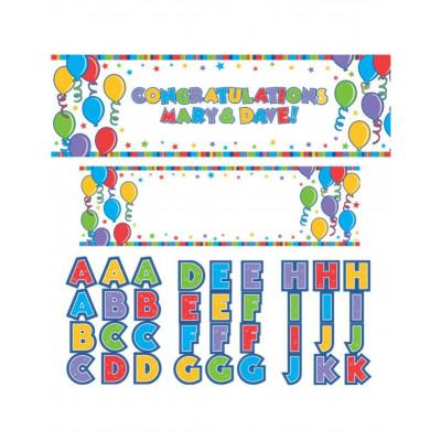 Girlanda Congratulation