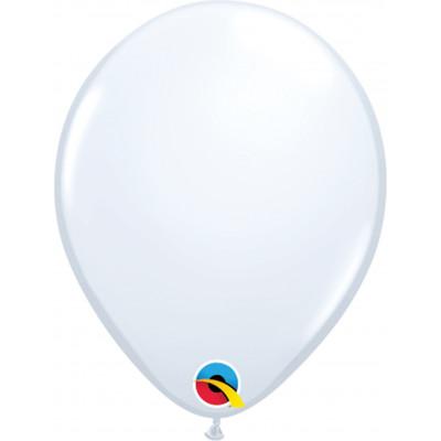 Latexove biele balony 100ks...
