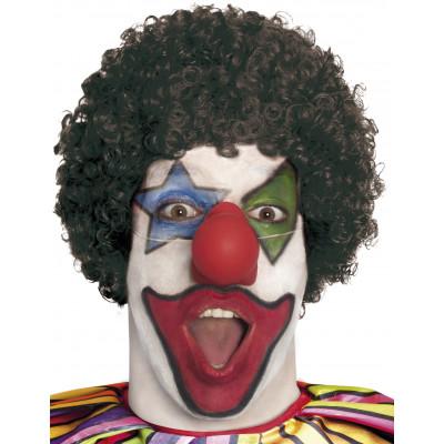 Parochna kucerava cierna klaun