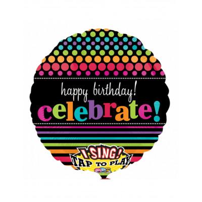 Spievajuci balon Happy...