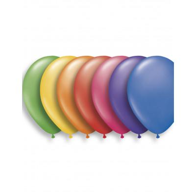 Latexove balony mix farieb...
