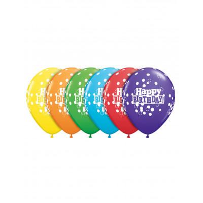 Latexove balony Happy...