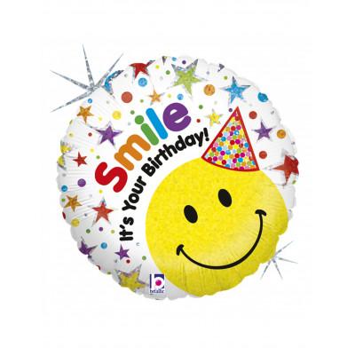 Balon Emotikon Happy...